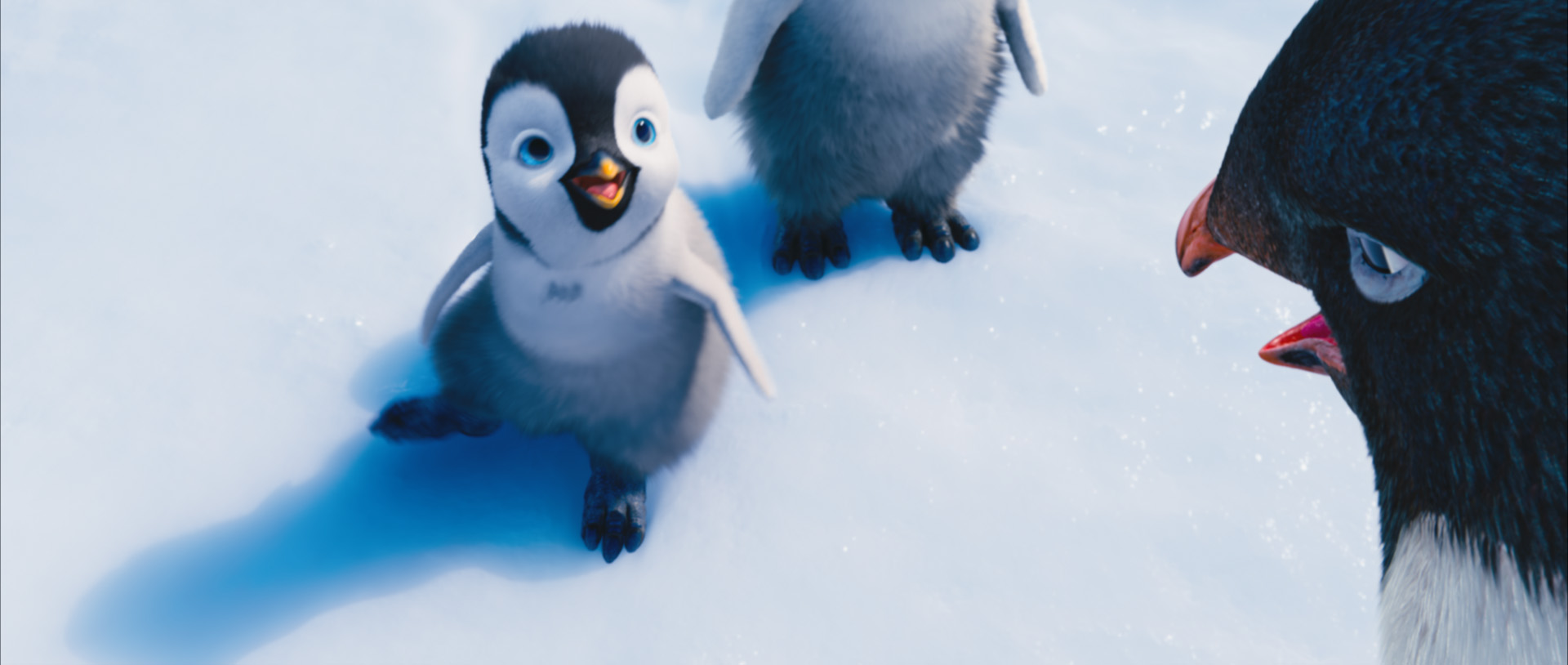 happy feet the movie and how it relates to social psychology Boys' attachments to dads in child development by shannon philpott feb 12, 2013  it could negatively affect his development, social skills and independence.